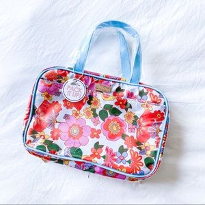 Packed Party Grow Girl Travel Cosmetic Bag 🌺 NEW